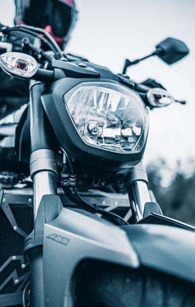 assurance fourche moto