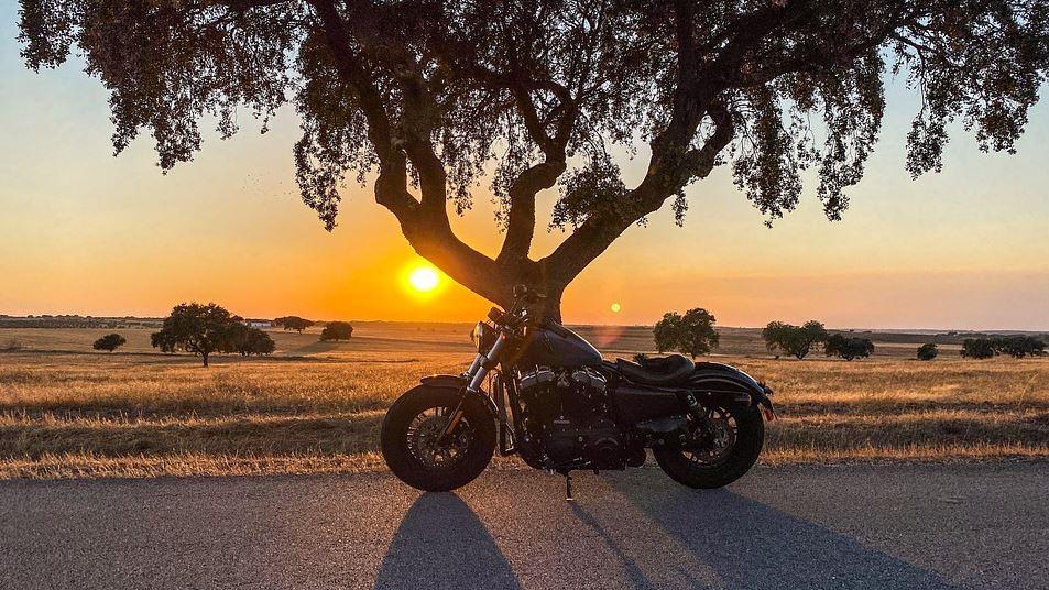 moto été