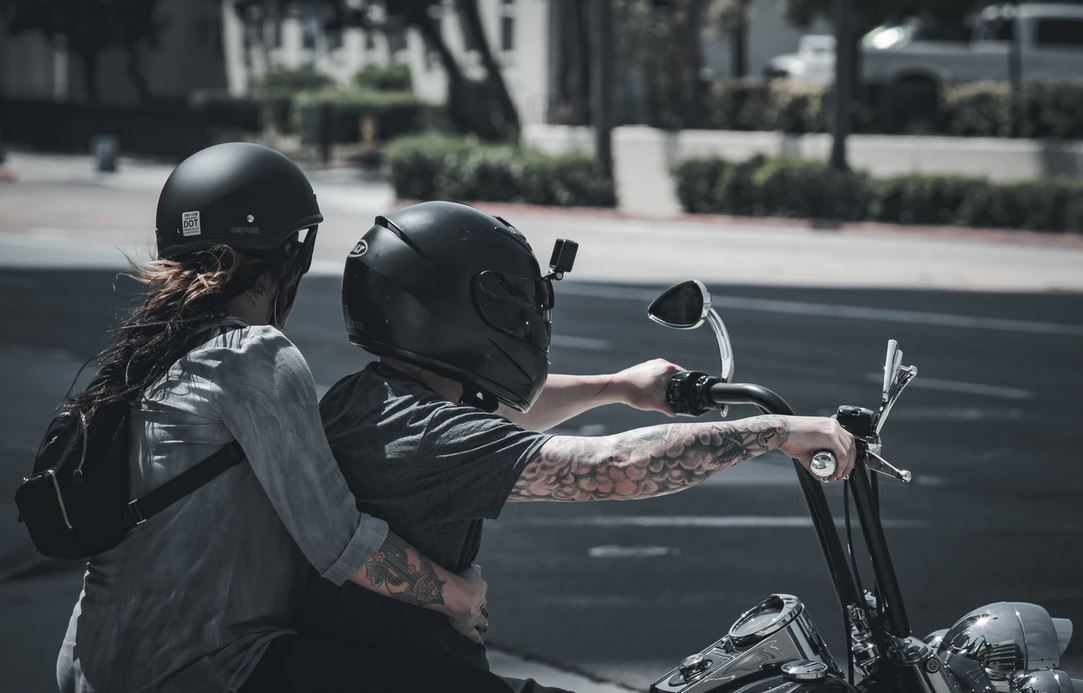 passager moto