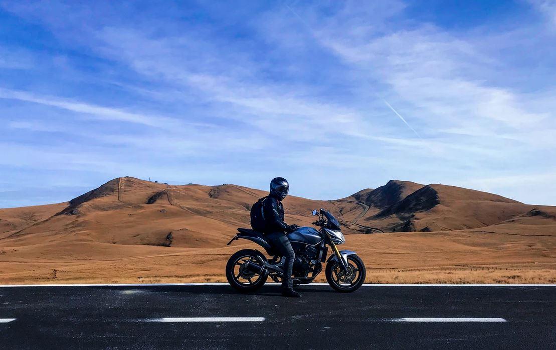 rodage moto